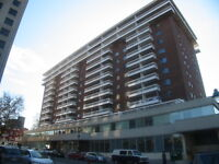 Large downtown Montreal apartment, excellent value