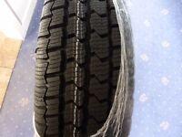 Continental Vanco4Season tyres 205/75r/16c.
