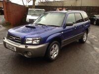 AUTOMATIC SUBARU FORESTER 2.0XT AWD TURBO - DRIVES SUPERB, GREAT CONDITION, EXCELLENT CHEAP 4X4