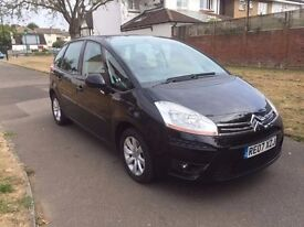 Citroen C4 Picasso 2.0 i VTR+ EGS 5dr, p/x welcome CAMBELT CHANGED, FREE WARRANTY
