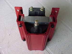 High Output Ignition Coil fits all 12 volt Ford- Chevy- Mopar
