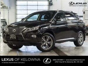 2013 Lexus RX 350 Touring w/Power Moonroof and Backup Camera