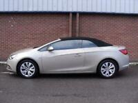 2013 Vauxhall Cascada 1.4T SE 2dr (ONLY 35,000 MILES) CONVERTIBLE Petrol Manual