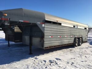 2002 Stock King by Millco Steel of brandon