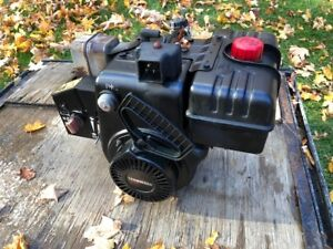 Tecumseh 11hp snowblower / go kart / log splitter engine