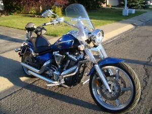 Yamaha Raider 1900 cc