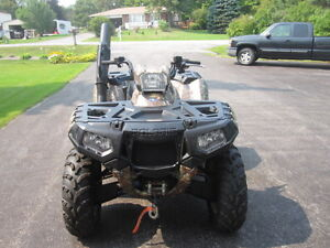 2013 Polaris Sportsman Browning 850 XP EPS Kawartha Lakes Peterborough Area image 2