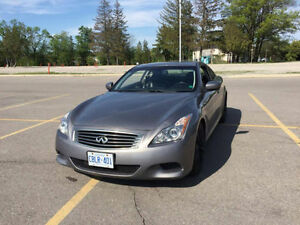 2008 Infiniti G37S Coupe 6MT