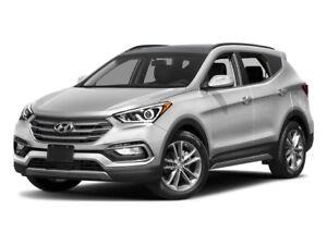 2017 Hyundai Santa Fe Sport 2.0T LIMITED AWD, NAVI, LEATHER, PAN