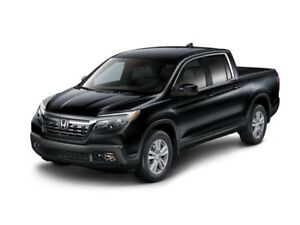 2018 Honda Ridgeline LX All-wheel Drive Crew Cab 125.2 in. WB