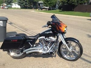 REDUCED Harley Davidson Street Glide