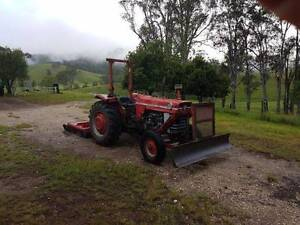 Massey ferguson  Tractor mf165 with slasher Bellbrook Kempsey Area Preview