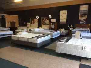The Best Mattress Sale is on in Cobourg right NOW!Demo/inventory