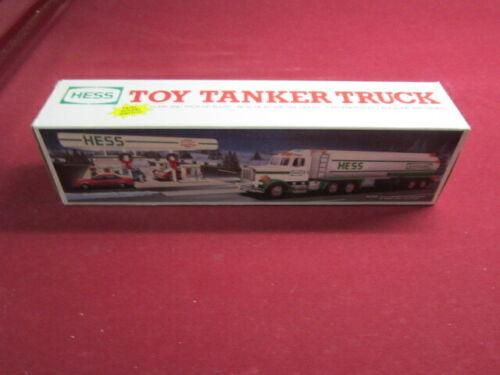 1990 HESS TOY TANKER TRUCK I.O.B.
