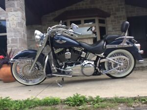 2008 Harley Davidson Softail Deluxe