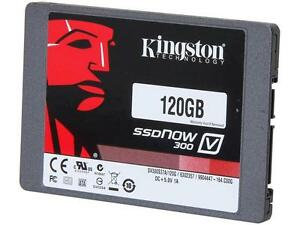 Disque dur SSD Kingston V300 120GB