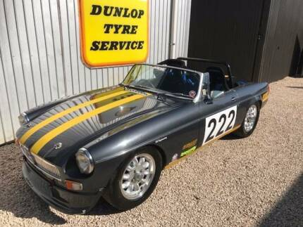 COLLECTABLE CLASSIC CARS -1968 MGB RACE/ TRACK CAR Strathalbyn Alexandrina Area Preview