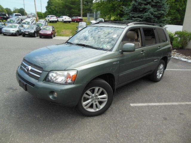 Imagen 1 de Toyota Highlander green