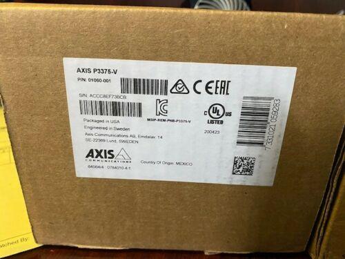 Axis 01060-001 P3375-V Camera