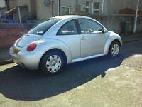 VW BEETLE 1.6 2004