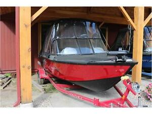 2017 starcraft renegade 168 with 90 etec