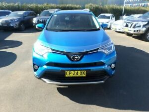 2016 Toyota RAV4 ASA44R GXL AWD Blue Gem 6 Speed Sports Automatic Wagon Young Young Area Preview