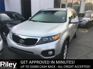 2013 Kia Sorento LX STARTING AT $147.40 BI-WEEKLY