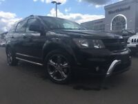 2014 Dodge Journey Crossroad Prince George British Columbia Preview