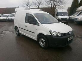 Volkswagen Caddy C20 1.6 Tdi 75Ps Van DIESEL MANUAL WHITE (2013)