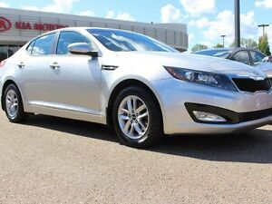 2011 Kia Optima LX 4dr Sedan