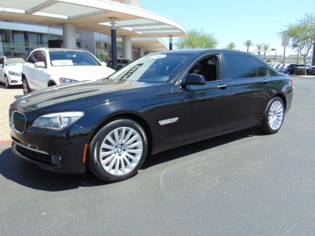 Imagen 1 de BMW 7-series  black