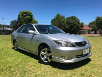2004 Toyota Camry ACV36R Sportivo Silver 4 Speed Automatic Sedan Somerton Park Holdfast Bay Preview