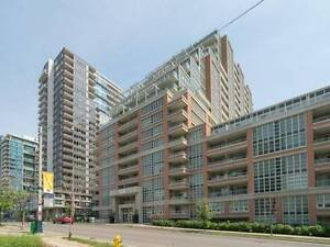 65 EAST LIBERTY, Liberty Village, 1BR with HUGE TERRACE/Parking/