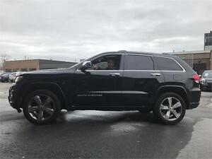 2014 Jeep Grand Cherokee Overland-FULL-AUTO-MAGS-TOITPANORAMIQUE