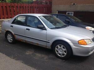 1999 Mazda Protege 1.6 Sedan