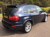 2008 08 BMW X5 3.0 SD M SPORT 5D 282 BHP DIESEL