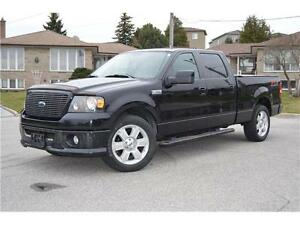 2007 Ford F150 FX2 SuperCrew • 1 Year Warranty • Fully Certified