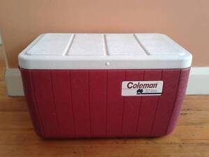 COLEMAN 32 Litre CHEST COOLER BOX ESKY Gladesville Ryde Area Preview