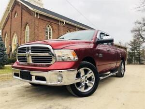 2013 DODGE Ram 1500 Big Horn with only 144,000 KM!  Chrome PKG
