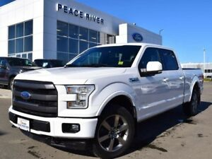 2017 Ford F-150 Lariat 4x4 SuperCrew Cab Styleside 6.5 ft. box 1