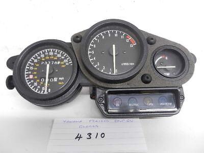 <em>YAMAHA</em> FZR1000 EXUP RU CLOCKS  4310