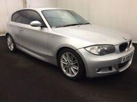 BMW 118D 2.0 M SPORT * HIGH MILES * UNBEATABLE VALUE * STUNNING EXAMPLE BARGAIN EXPORT