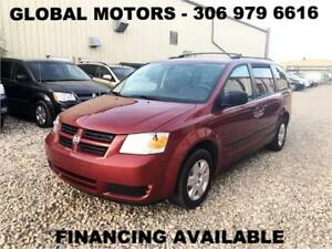 2010 DODGE GRAND CARAVAN SE -PST PAID - FINANCING AVAILABLE