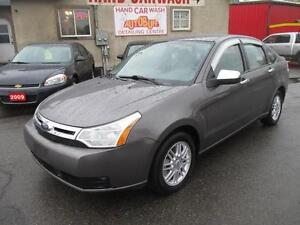 2009 FORD FOCUS SE // HEATED SEATS // LOW KM'S