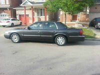 2004 Mercury Grand Marquis Ultimate Edition Sedan