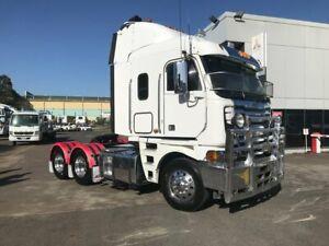 "2012 FREIGHTLINER ARGOSY 101"" PRIME MOVER, CUMMINS ENGINE, 18 SPEED ROAD RANGER TRANSMISSION, 46-160 Milperra Bankstown Area Preview"