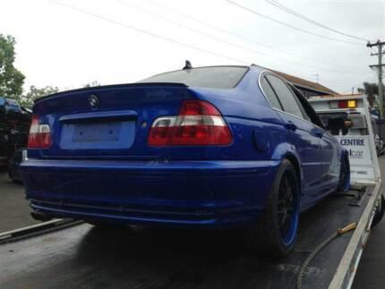 BMW 3-Series Sedan bmw 330i e46 wrecking complete car for parts Northmead Parramatta Area Preview