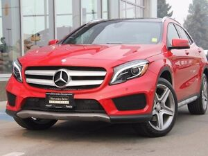 2016 Mercedes-Benz GLA-Class GLA 250 4dr All-wheel Drive 4MATIC