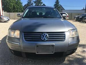 2002 Volkswagen Passat GLX|LEATHER SEATS|CLEAN TITLE