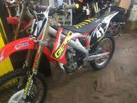 Honda crf 250 with full rebuild.Raptor trade maybe